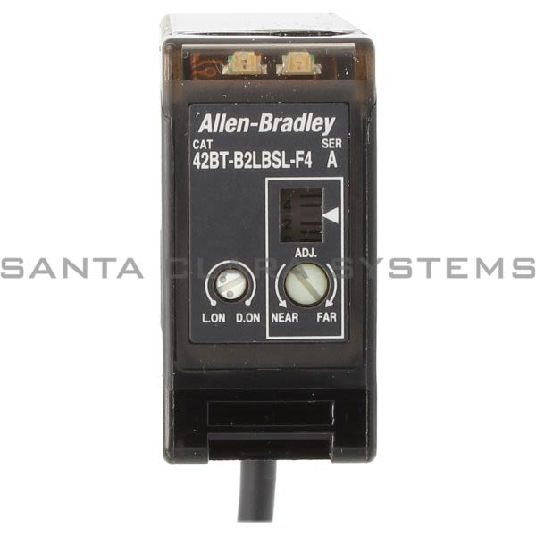 Allen Bradley 42BT-B2LBSL-F4 PhotoSwitch Product Image