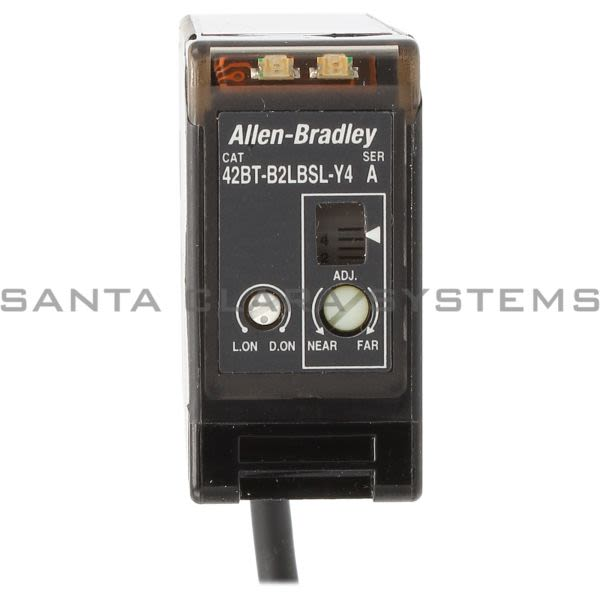 Allen Bradley 42BT-B2LBSL-Y4 PhotoSwitch Product Image