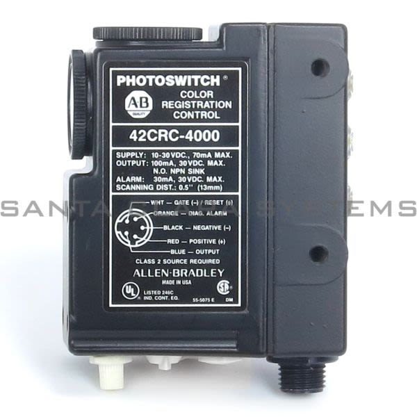Allen Bradley 42CRC-4000 PhotoSwitch Product Image