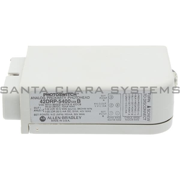 Allen Bradley 42DRP-5400 PhotoSwitch Product Image
