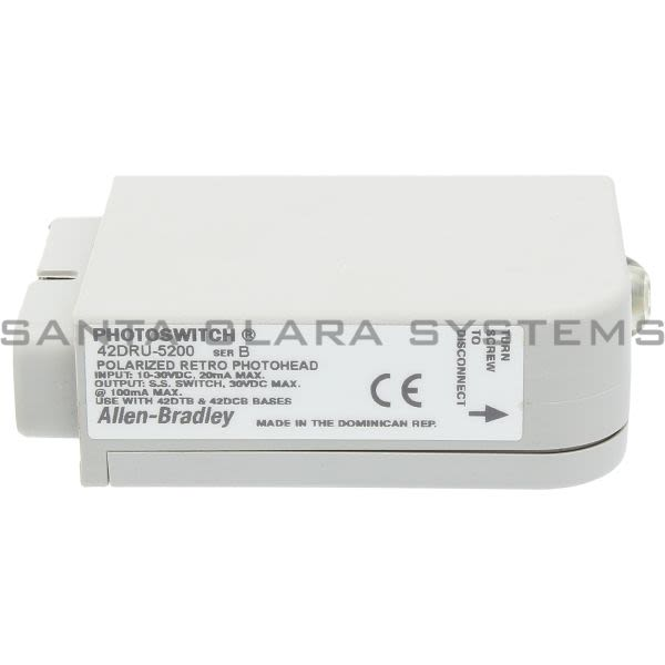 Allen Bradley 42DRU-5200 PhotoSwitch Product Image