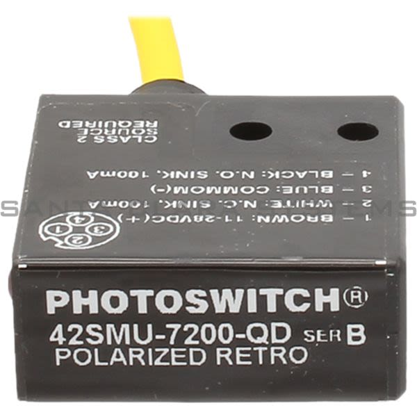 Allen Bradley 42SMU-7200-QD PhotoSwitch Product Image