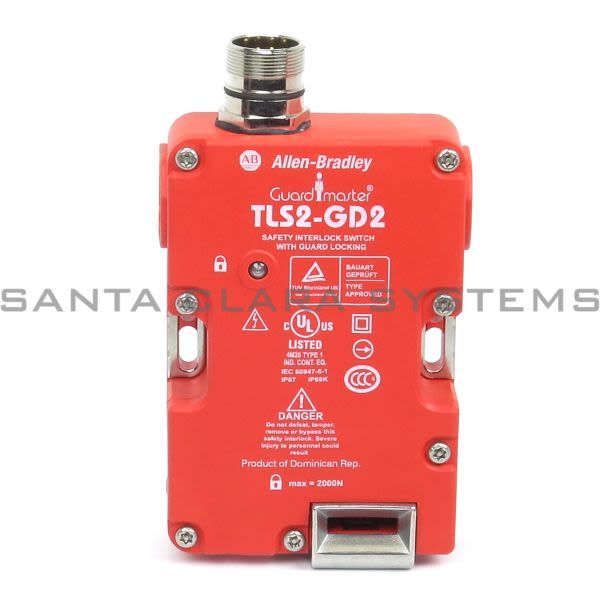 Allen Bradley 440G-T27240 Safety Switch-TLS-GD2 Product Image