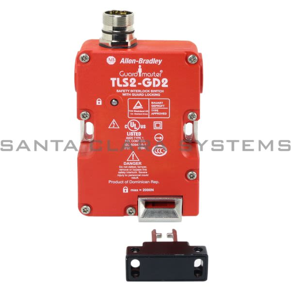 Allen Bradley 440G-T27244 Safety Switch | GuardMaster TLS-GD2 Product Image
