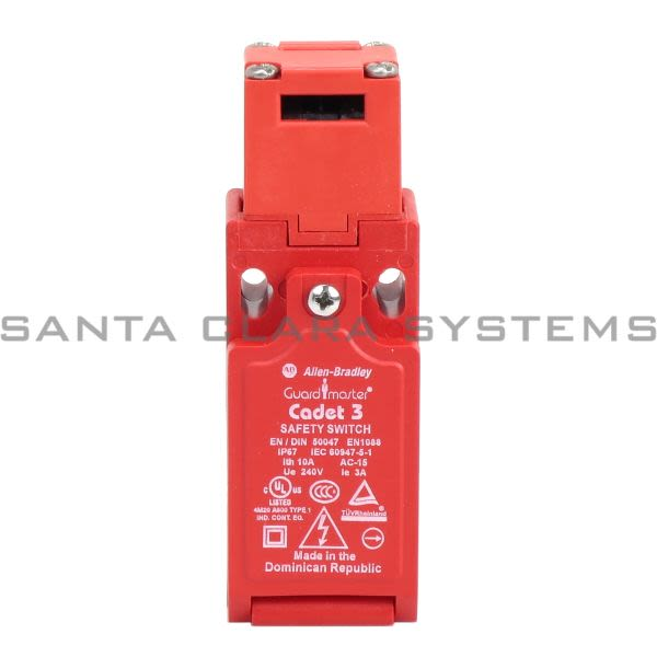 Allen Bradley 440K-C21055  Safety Interlock Switch-Cadet 3 Product Image