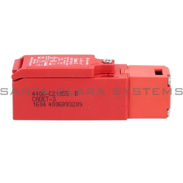 Allen Bradley 440K-C21055 Safety Interlock Switch-Cadet 3 Product Image