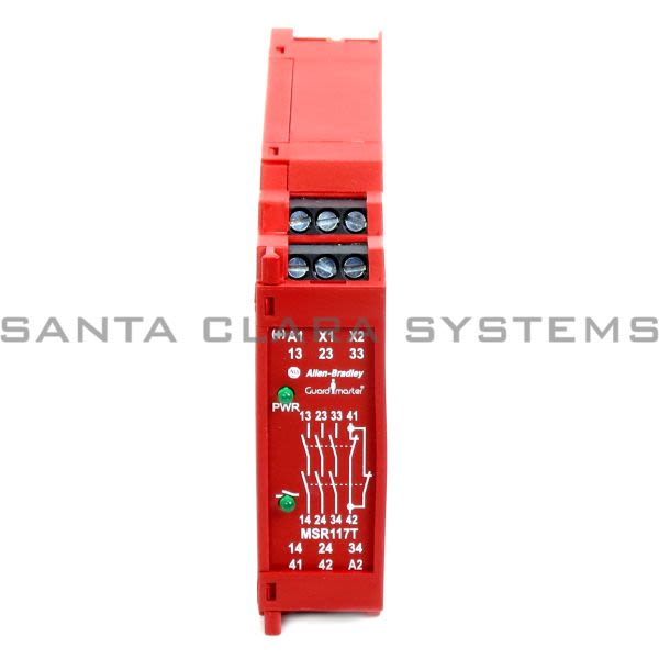 Allen Bradley 440R-B23211 Safety Relay Product Image