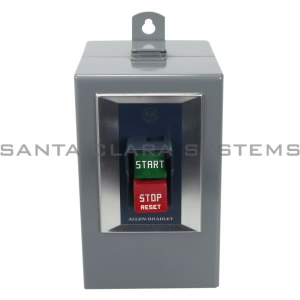 Allen Bradley 609U-AJXD Starter Product Image