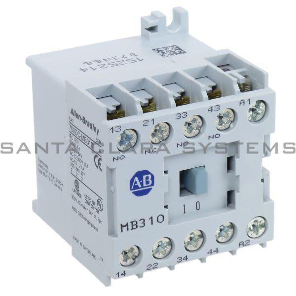 Allen Bradley 700DC-MB310D24S Control Relay Product Image
