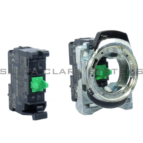 Allen Bradley 800F-MX20 Metal Latch Mount Product Image