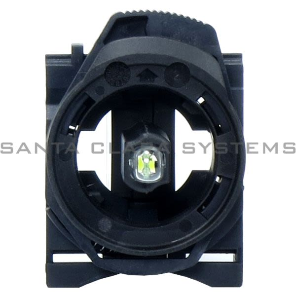 Allen Bradley 800F-PN3W Integrated LED, Plastic Latch Mount, 24V AC/DC, White LED Product Image