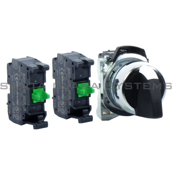 Allen Bradley 800FM-SM32MX20 Selector Switch Product Image