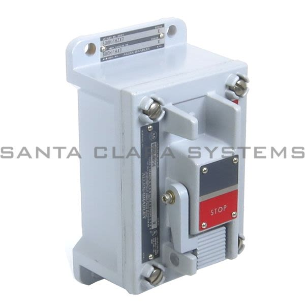 Allen Bradley 800H-1HA7 Assembled Pushbutton Station Product Image