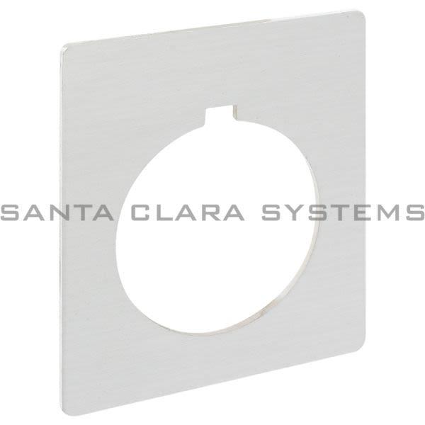 Allen Bradley 800T-X619 Blank Legend Plate Product Image