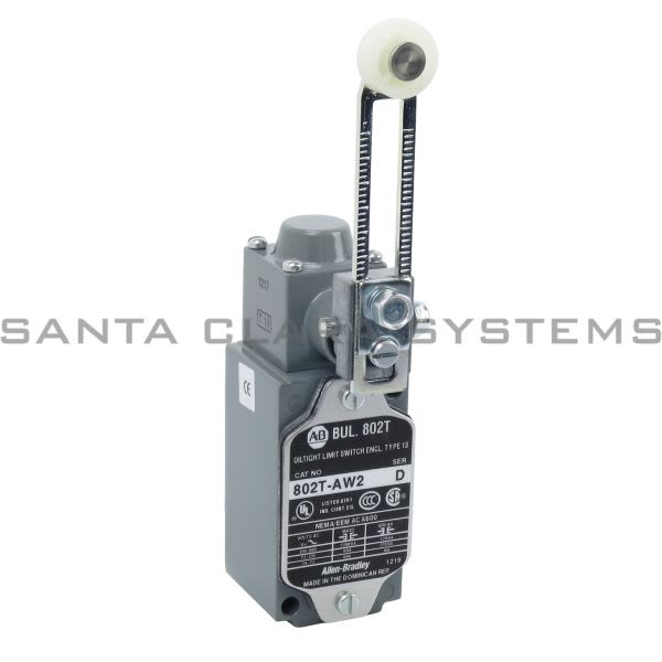 Allen Bradley 802T-AW2 Limit Switch Product Image