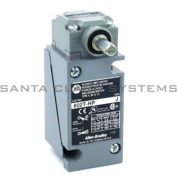 802t-hp Allen Bradley In Stock And Ready To Ship