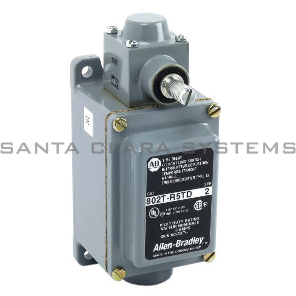 Allen Bradley 802T-R5TD Limit Switch Product Image