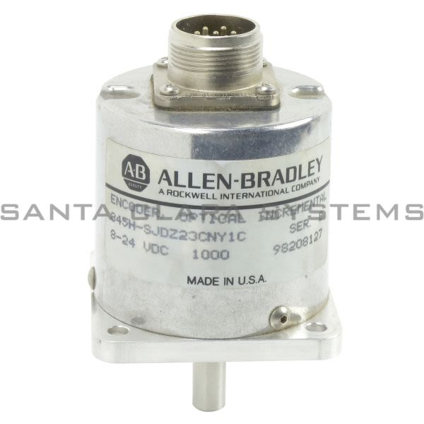 Allen Bradley 845H-SJDZ23CNY1C Encoder Optical Incremental Product Image