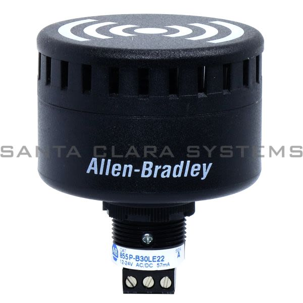 Allen Bradley 855P-B30LE22 Panel Mount Sounder Product Image