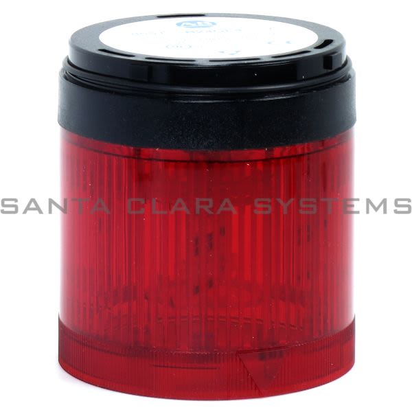 Allen Bradley 855T-B24GL4 Control Tower Stack Light | Red Flashing LED Product Image