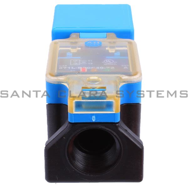 Allen Bradley 871L-B20E40-T2 Proximity Switch Product Image