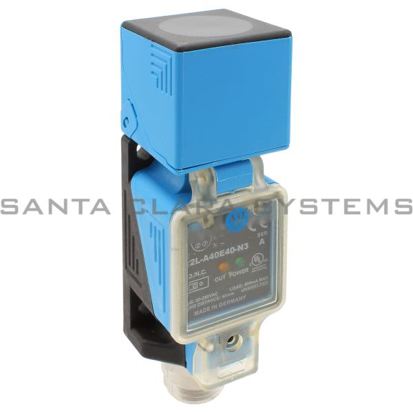 Allen Bradley 872L-A40E40-N3 Proximity Switch Product Image