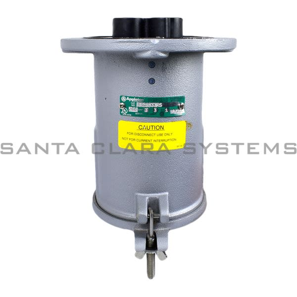Appleton AR20033-RS Pin and Sleeve Clamp Cover Receptacle Product Image