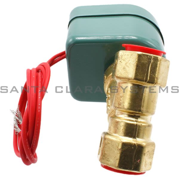 Asco 8030A017-120-60-110-50 Solenoid Valve | 8030A17-120/60,110/50 Product Image