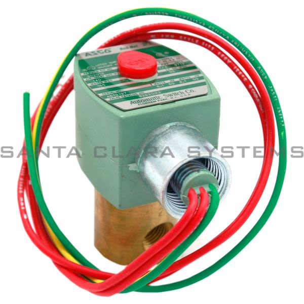 Asco 8262G022-120-60-110-50 Solenoid Valve | 8262G22-120/60,110/50 Product Image