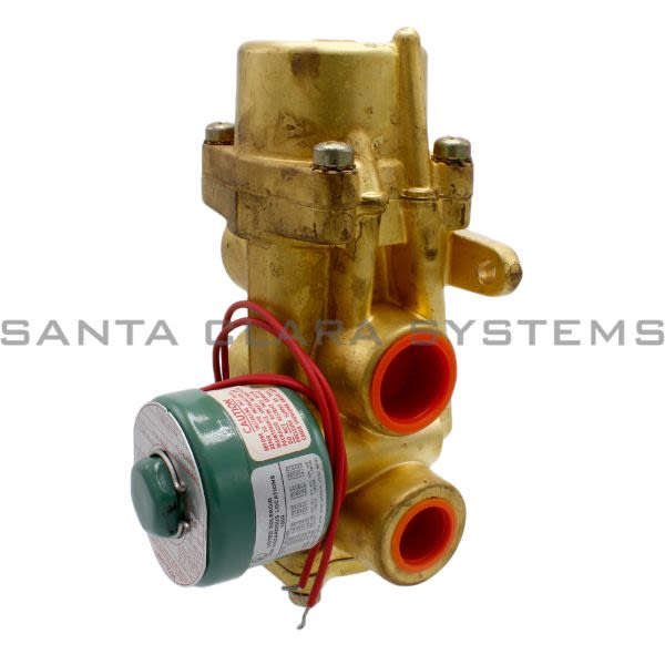 Asco 8344A077-120-60-110-50 Solenoid Valve | 8344A077 Product Image