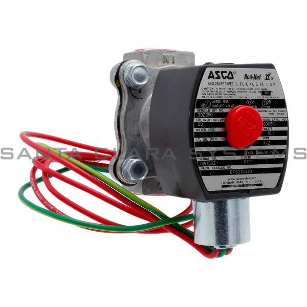 Asco EF8215G020-120-60-110-50 Soleoid Valve | EF8215G20-120/60,110/50 Product Image