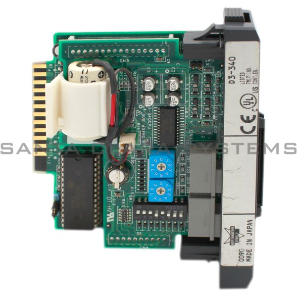 Automation Direct D3-340 CPU | DL340 Product Image