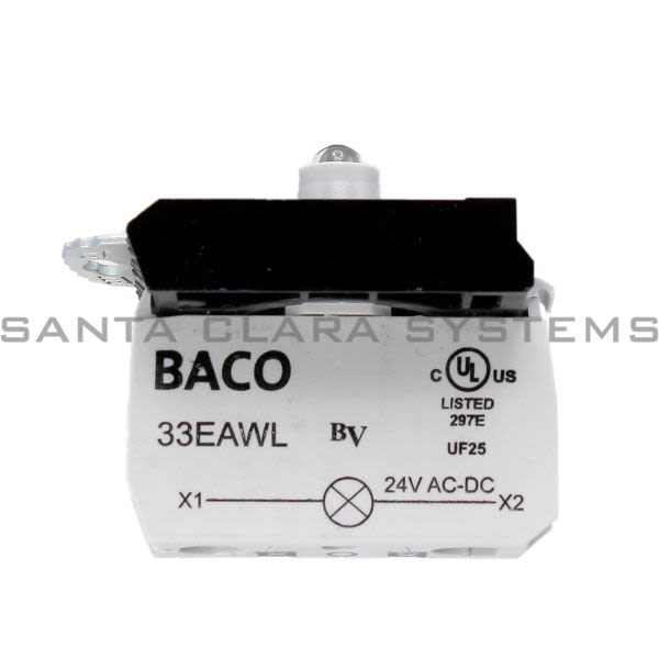 Baco 333EAWL LED Light Block with Latch Product Image