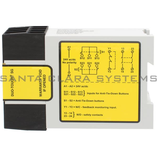Banner AT-FM-10K-60698 Control Module   DUO-TOUCH Product Image