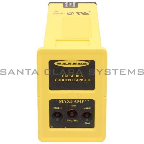 Banner CI3RC-26458 Current Sensor Product Image