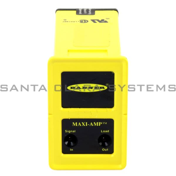 Banner CL3RA-26454 Logic Module | Maxi-amp Product Image