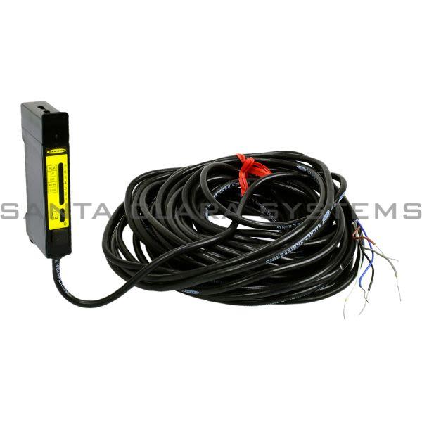 Banner D12EN6FP-48601 Fiber Optic Sensor | D12 Expert Product Image
