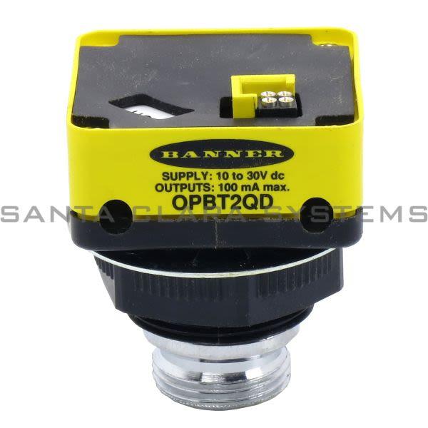 Banner OPBT2QD-27095 Power Block Product Image