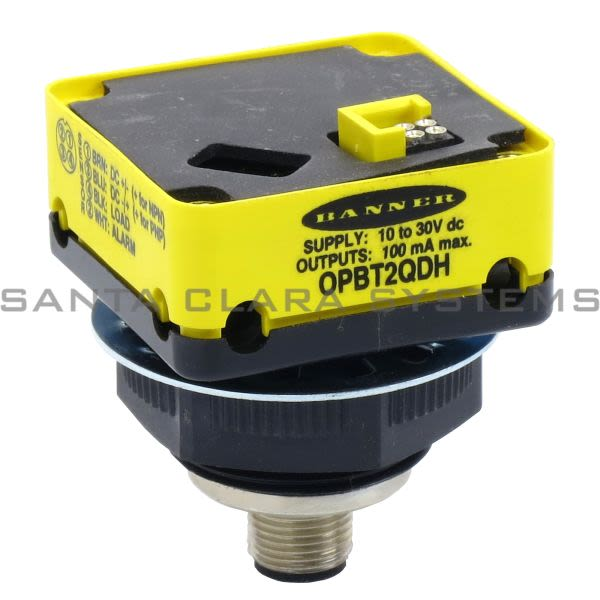 Banner OPBT2QDH-27189 Power Block | OMNI-BEAM Product Image