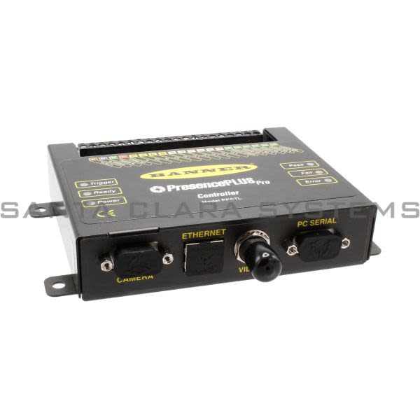 Banner PPCTL-62937 PresencePLUS Pro Controller Product Image