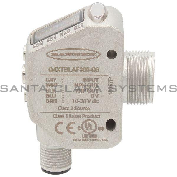 Banner Q4XTBLAF300-Q8-94118 Proximity Sensor   Q4X Series Product Image