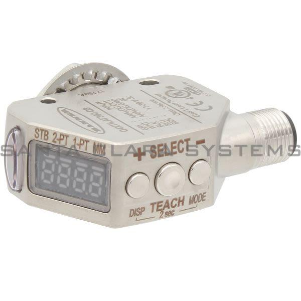 Banner Q4XTILAF300-Q8-94797 Laser Adjustable Field Sensor | Q4X Series Product Image