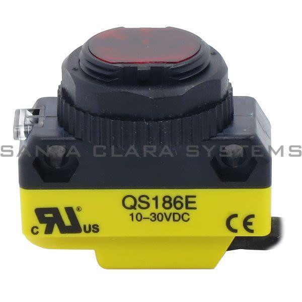 Banner QS186E-61618 Opposed Sensor | Emitter | WORLD-BEAM Product Image