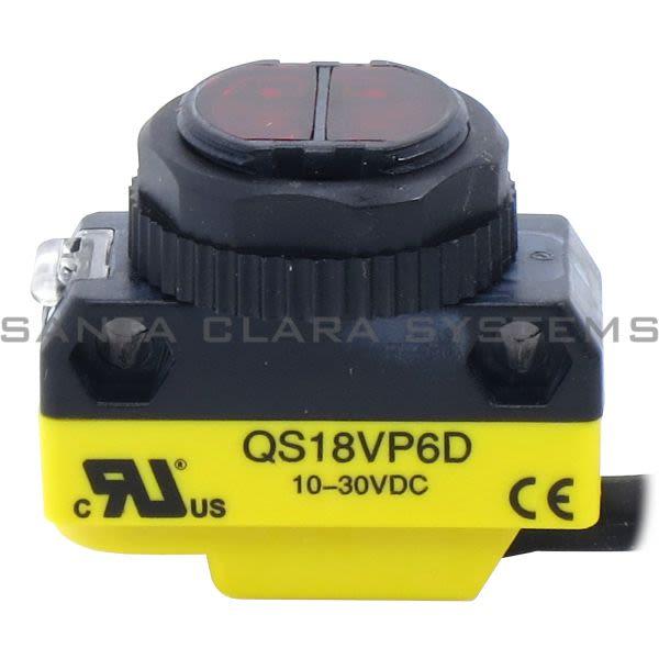 Banner QS18VP6D-61654 Diffuse Sensor Product Image