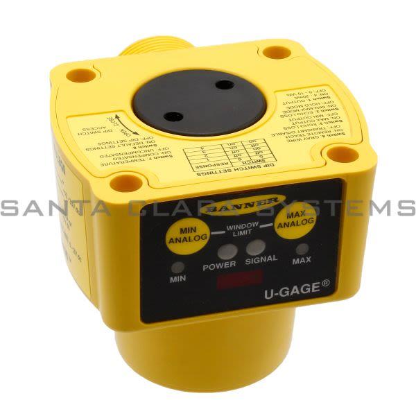 Banner QT50ULBQ6-02728 Ultrasonic Sensor   QT50U Series Product Image