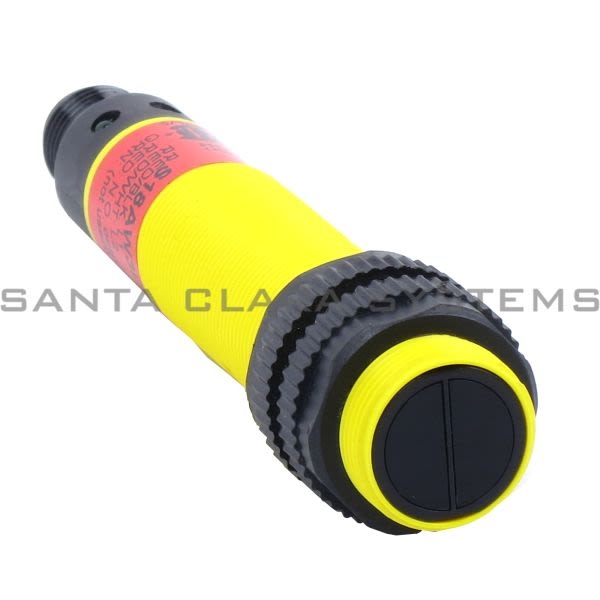 Banner S18AW3DLQ1-35147 Diffuse Sensor | EZ-BEAM Product Image
