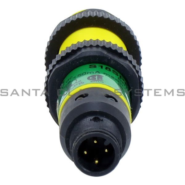 Banner S18SP6LPQ-33450 Retroreflective Sensor   EZ-BEAM Product Image