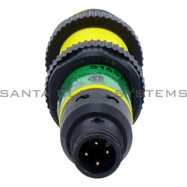 Banner S18SP6LPQ-33450 Retroreflective Sensor Product Image