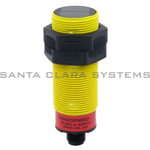 Banner S30AW3FF400Q1-33365 Fixed Field Sensor Product Image