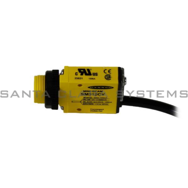 Banner SM312CV-25621 Convergent Sensor | MINI-BEAM Product Image